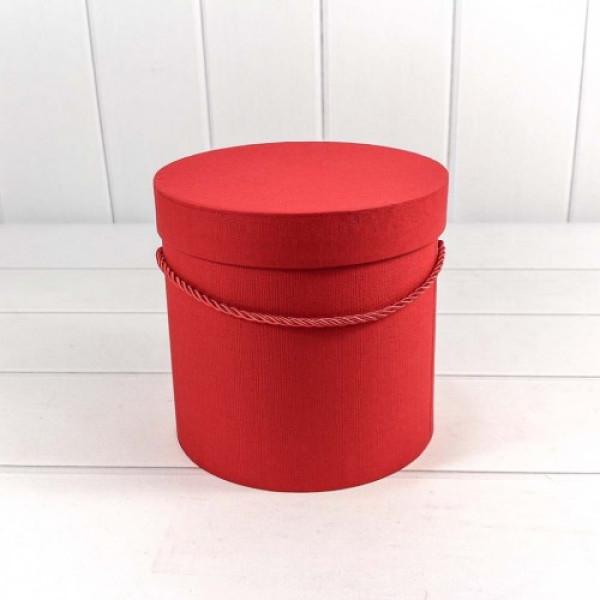 Шляпная коробка с орнитогалумом и розой фото